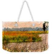 Marsh Land Weekender Tote Bag