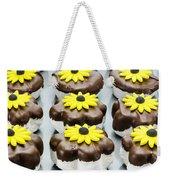 Marshmallow Cookies  Weekender Tote Bag