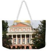 Massachusetts State House - Boston  Weekender Tote Bag
