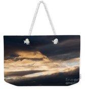 Masses Of Dark Clouds Weekender Tote Bag