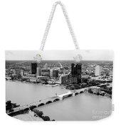 Maumee River Toledo Ohio Weekender Tote Bag