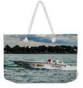 Maxed Out Weekender Tote Bag