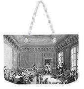 Maximilien Robespierre (1758-1794) Weekender Tote Bag