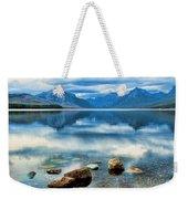 Mcdonald Lake Weekender Tote Bag