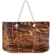 Mckee Springs Petroglyph - Utah Weekender Tote Bag