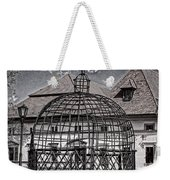 Medieval Cage Of Shame Weekender Tote Bag