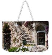 Medieval Saint Paul De Vence 3 Weekender Tote Bag by David Smith