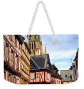 Medieval Vannes France Weekender Tote Bag