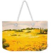 Mediterranean Landscape Weekender Tote Bag