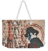 Meet Weekender Tote Bag