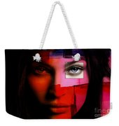 Megan Fox Weekender Tote Bag