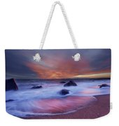Meigs Point Sunset Weekender Tote Bag