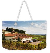 Melini Winery Weekender Tote Bag