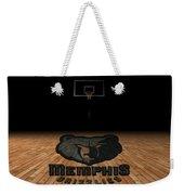 Memphis Grizzlies Weekender Tote Bag