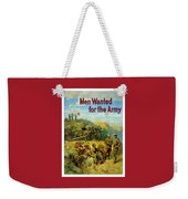 Men Wanted For The Army Weekender Tote Bag