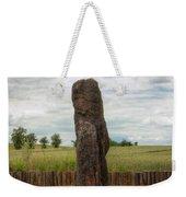 menhir Stone Shepherd Weekender Tote Bag