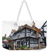 Mermaid Inn Rye Weekender Tote Bag