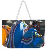 Mexican Folk Dancers Weekender Tote Bag