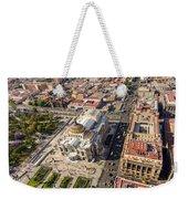 Mexico City Aerial View Weekender Tote Bag