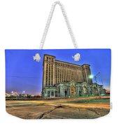Michigan Central Station Detroit Mi Weekender Tote Bag