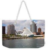 Milwaukee Art Museum Weekender Tote Bag