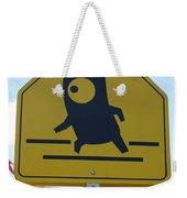 Minion Crossing Weekender Tote Bag