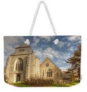 Minster Abbey Weekender Tote Bag