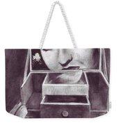 1 Minute Miss Davis Weekender Tote Bag