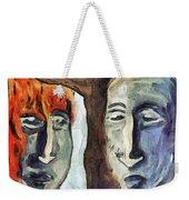 Mirroring - Retrospect Weekender Tote Bag