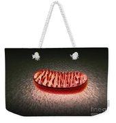 Mitochondria Cut Weekender Tote Bag