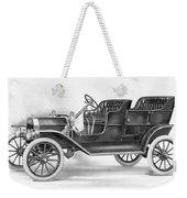 Model T Ford, 1908 Weekender Tote Bag