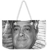 Mohamed Al Fayed Weekender Tote Bag