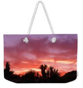 Mohave Color Weekender Tote Bag