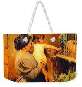 Mom I Love You  Weekender Tote Bag