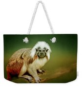 Monkey Weekender Tote Bag