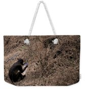 Monkey See Monkey Do Weekender Tote Bag