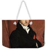 Monsieur De Norvins Weekender Tote Bag