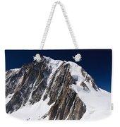 Mont Blanc Massif Weekender Tote Bag