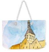 Mont Saint Micheal Weekender Tote Bag