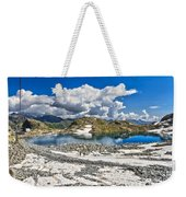 Monticello Lake - Tonale Pass Weekender Tote Bag