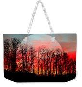 Moon Dance Weekender Tote Bag by Karen Wiles