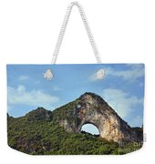 Moon Hill, Yangshuo, China Weekender Tote Bag