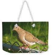 Morning Dove I Weekender Tote Bag