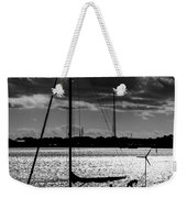 Morning Sail Weekender Tote Bag