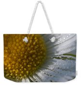 Mornings Dew Weekender Tote Bag