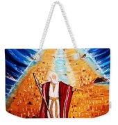 Moses. Weekender Tote Bag