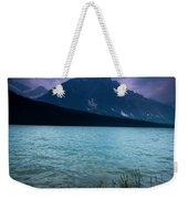 Mount Chephren Weekender Tote Bag