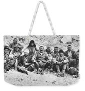 Mount Everest Expedition Weekender Tote Bag