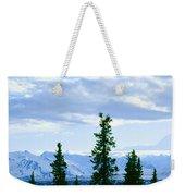 Mount Mckinley, Alaska Weekender Tote Bag
