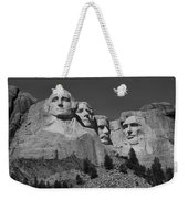 Mount Rushmore Weekender Tote Bag by Frank Romeo